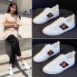 曼德拉托马斯180度舒适柔软时尚平底小白鞋 女学生舒适休闲板鞋