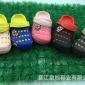厂家直销儿童洞洞鞋双套韩版室内室外家居宝贝超级爱EVA花园鞋